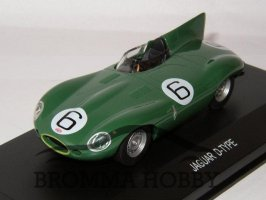 Jaguar D-Type (1954)