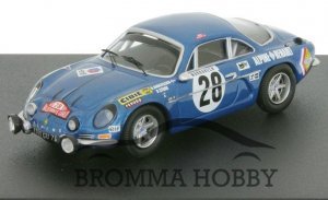 Renault Alpine A110 - Ove Andersson