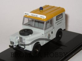 Land Rover 88 - Ambulans