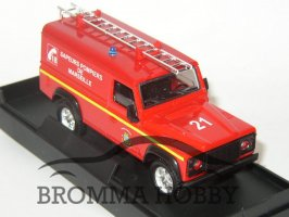 Land Rover 110 - MARSEILLE Fire