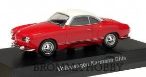 VW Karmann Ghia (1968)